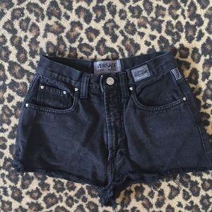Vintage Versace shorts